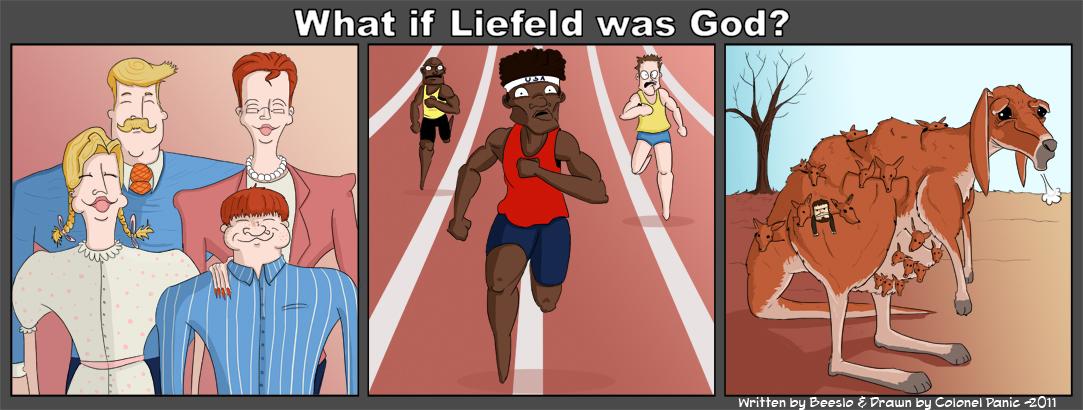 Liefeld is Thy Shepard