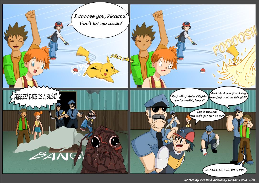 Pokemon: Black and Blue