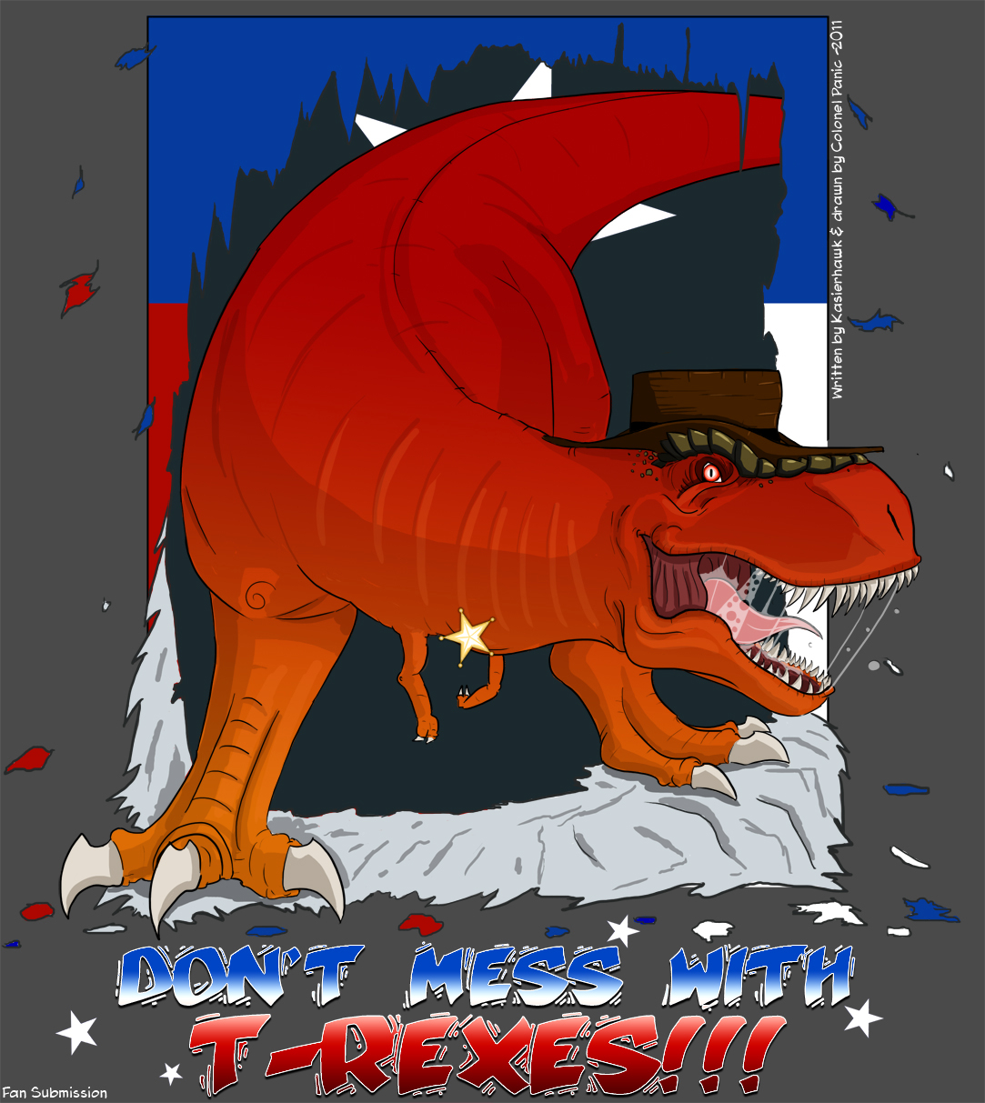 Texas + Dinosaurs = Awesome
